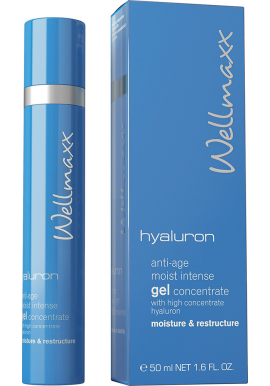 hyaluron anti-age moist intense gel concentrate