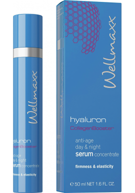 hyaluron CollagenBooster anti-age day&night serum concentrate