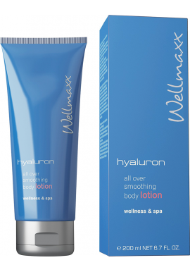 hyaluron all over smoothing body lotion