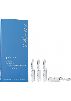 hyaluron + calcium anti-age day&night skin optimizer concentrate