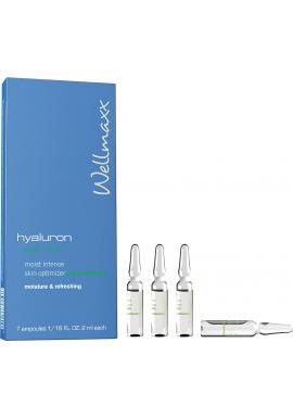 hyaluron + aloe vera moist instense skin optimizer concentrate