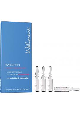 hyaluron + celule stem regenerative power skin optimizer concentrate