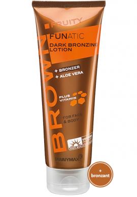 FRUITY FUNATIC - DARK BRONZING LOTION