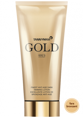 Gold 999,9 Finest Tanning Lotion
