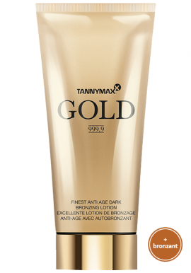 Gold 999,9 Finest Bronzing Lotion