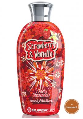 Strawberry & Vanilla