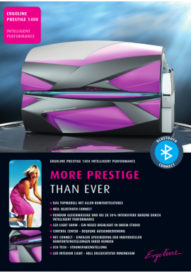 PRESTIGE 1400 INTELLIGENT PERFORMANCE