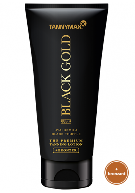 BLACK GOLD 999,9 BRONZING LOTION