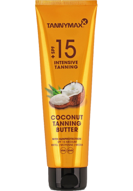 SPF 15 Coconut Tanning Oil