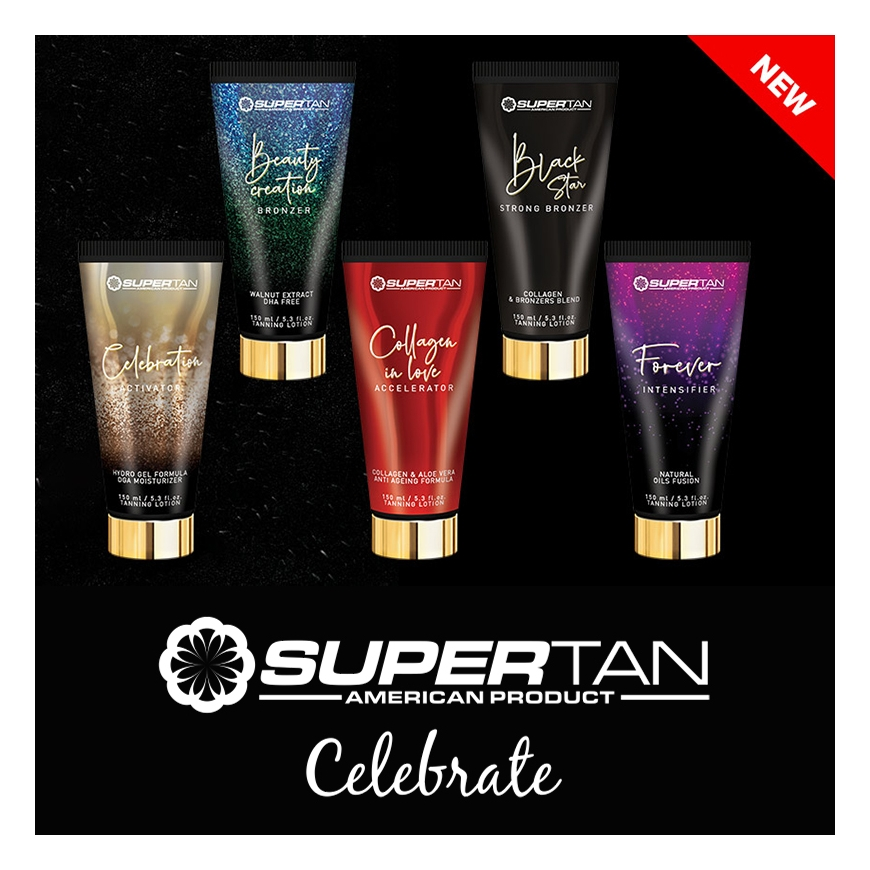 SuperTan Celebrate